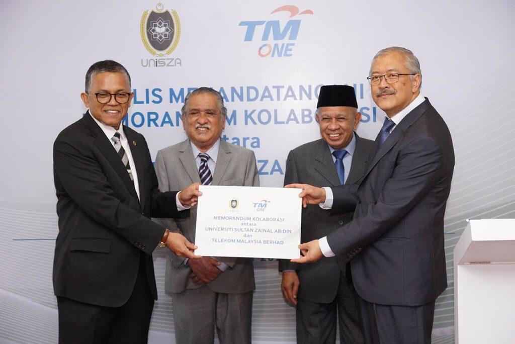 Collaboration wit Universiti Sultan Zainal Abidin